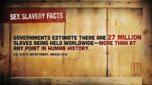 sex slavery facts